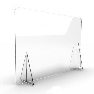 modelo mampara protectora separador