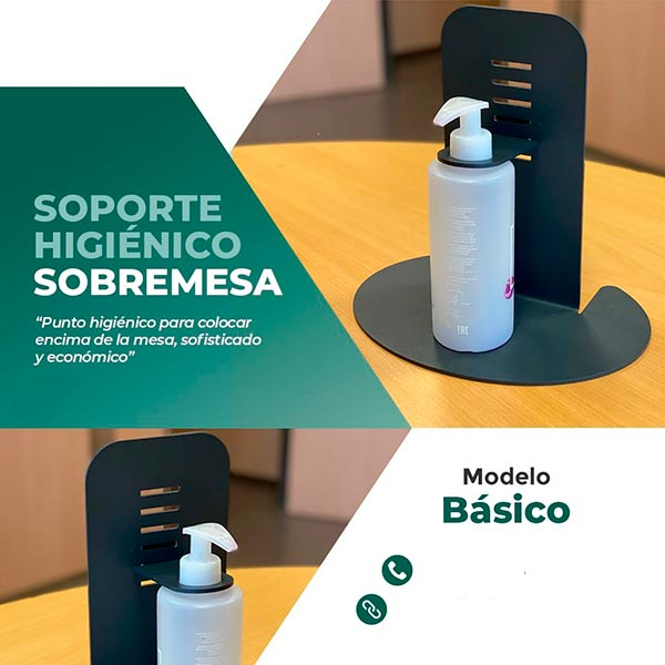 Estación higiénica modelo básico